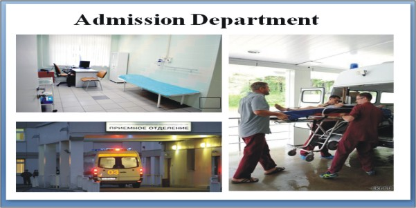 Admission Department